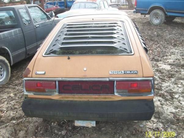 Under1981 Com 1979 Toyota Celica 79 Toyota 79 Celica 1979